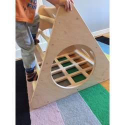 triángulo fijo mediano trykell