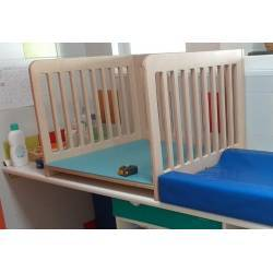 Pikler changing table