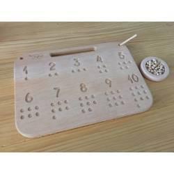 Tabla grafomotricidad