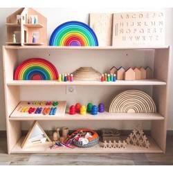 Estantería Montessori Trykell