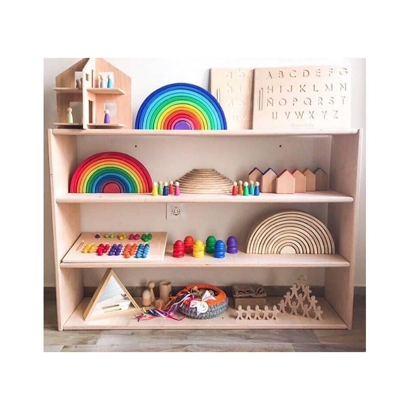 Montessori shelf