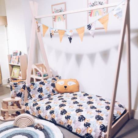 Teepee bed Trykell