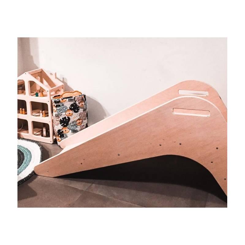 Indoor slide trykell