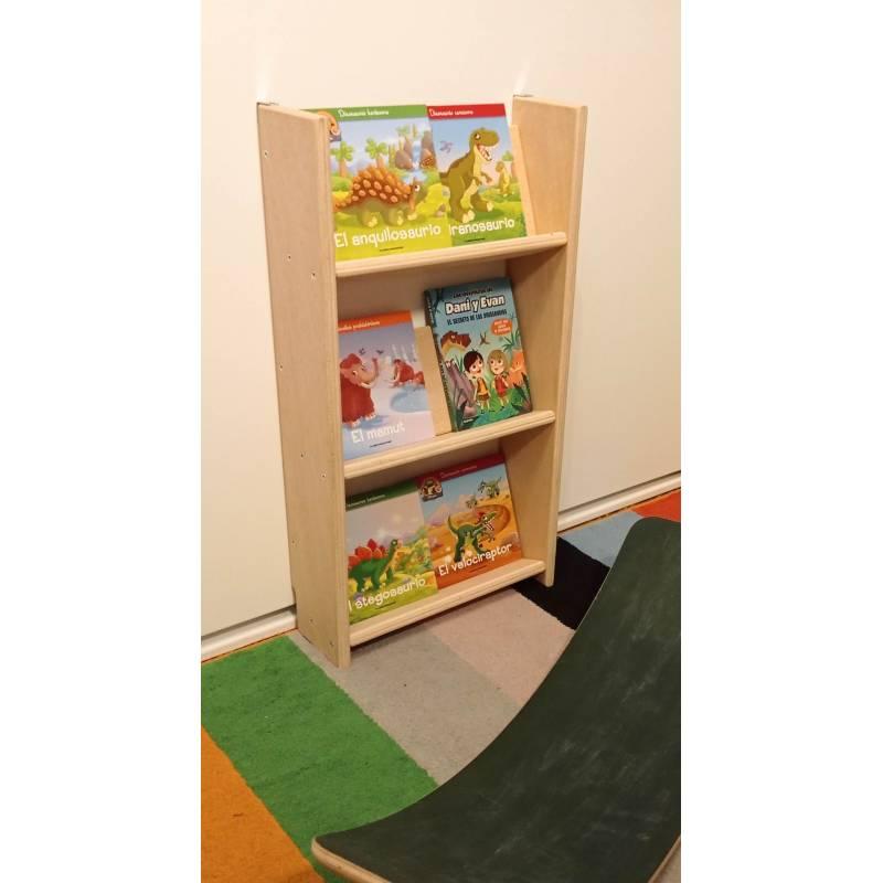 Librería baja montessori Trykell