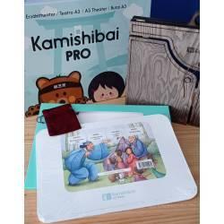 Kamishibai la bolsa de los cuentos