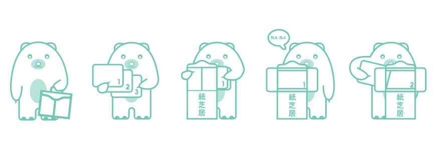 Modos uso Kamishibai